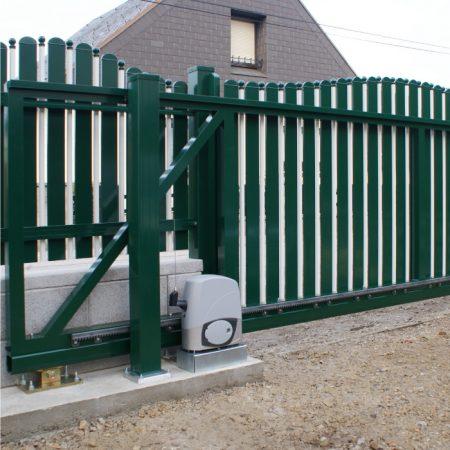 Sliding/Cantilever Gate Fittings