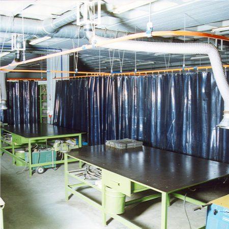 Sliding Curtain Track System
